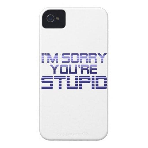 Hielo triste iPhone 4 coberturas