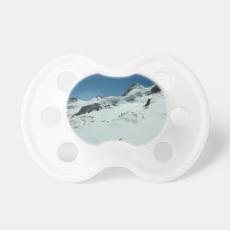 Hielo y grietas en Jungfrau