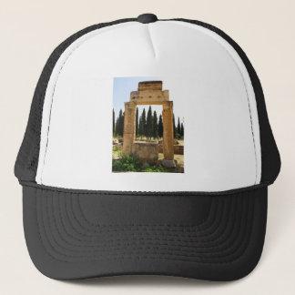 Hierapolis - ancient Greek city near  Pamukkale Trucker Hat
