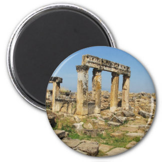 Hierapolis became a healing centre in Roman times Magnet