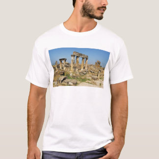 Hierapolis became a healing centre in Roman times T-Shirt