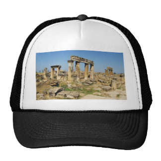 Hierapolis became a healing centre in Roman times Trucker Hat