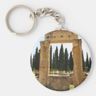 Hierapolis - ciudad del griego clásico cerca de Pa Llavero