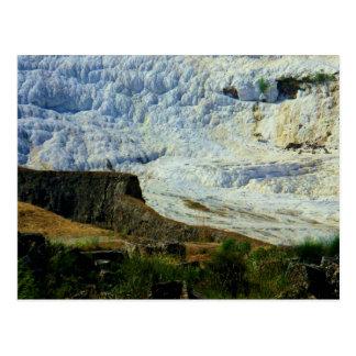 Hierapolis-Pamukkale - sitio del patrimonio mundia Tarjetas Postales