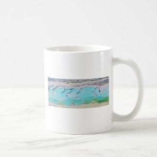Hierapolis-Pamukkale - UNESCO World Heritage site Coffee Mugs