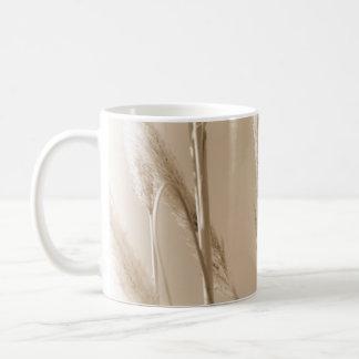Hierba de pampa taza clásica