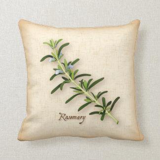 Hierba de Rosemary Almohadas