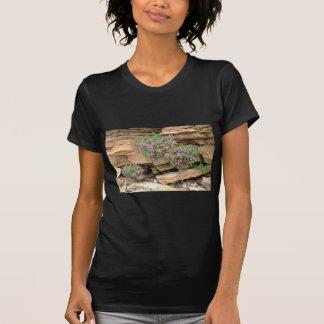 Hierba hojosa rosada del sauce Territori del noro Camiseta