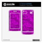Hierba púrpura LG xenon skins