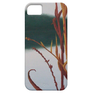 Hierba roja iPhone 5 Case-Mate protectores
