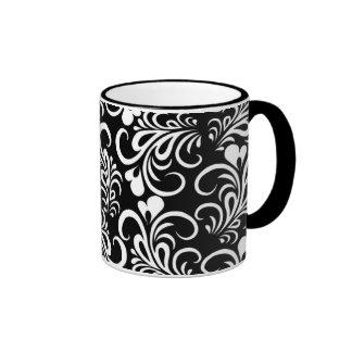 hierba tazas de café