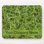 Hierba verde Mousepad Alfombrillas De Raton