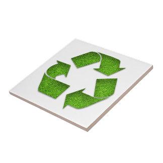 Hierba verde RecycleTile Tejas Cerámicas