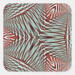 Hierbabuena en diciembre de 2012 3D Etiqueta