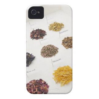 Hierbas dispuestas carcasa para iPhone 4 de Case-Mate