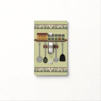 Hierbas y cubierta de interruptor de la luz adorab tapa para interruptor