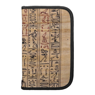 Hieroglyph Folio Planners