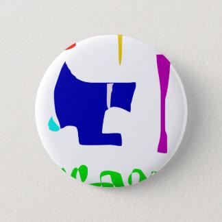 Hieroglyph Pinback Button