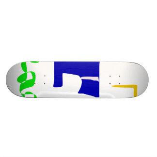 Hieroglyph Skateboard