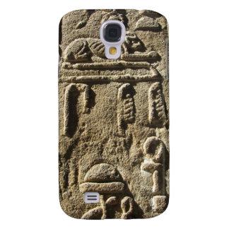 Hieroglyphic iPhone 3GS Samsung Galaxy S4 Case