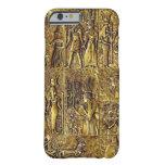 Hieroglyphics egipcios funda de iPhone 6 barely there