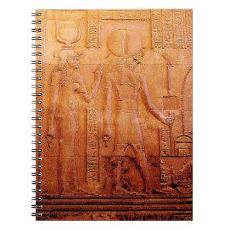 Hieroglyphics Notebook