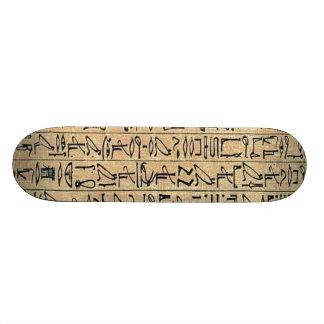 Hieroglyphics Skateboard