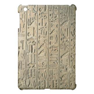 Hieroglyphics Speck Case 3 iPad Mini Cover