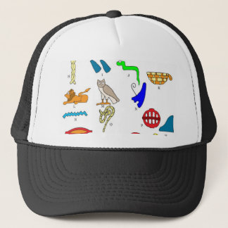 Hieroglyphics Trucker Hat