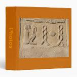Hieroglyphics Vinyl Binders