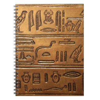 Hieroglyphs 2014-1020 notebook