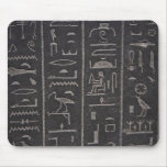 Hieroglyphs 2 mouse pad