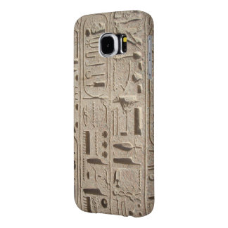 Hieroglyphs phone cases