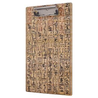 Hieroglyphs: Spells of the Amulets Clipboard