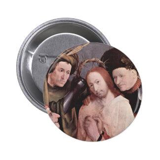 Hieronymus Bosch coronado con las espinas