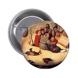 Hieronymus Bosch el concierto en el huevo Pins
