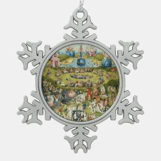 Hieronymus Bosch - el jardín de placeres terrestre