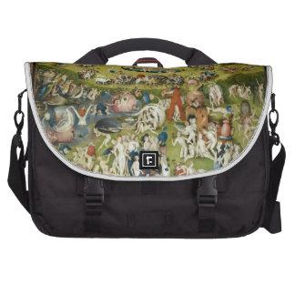 Hieronymus Bosch el jardín de placeres terrestres Bolsa Para Ordenador