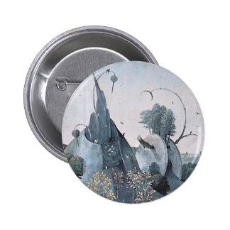 Hieronymus Bosch el jardín de placeres terrestres Pin