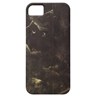 Hieronymus Bosch- Fall of the Damned Cover For iPhone 5/5S