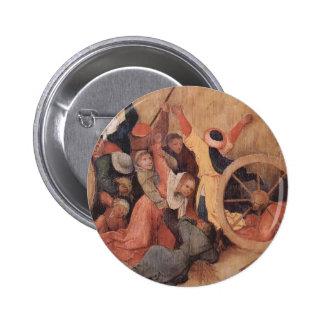 Hieronymus Bosch Haywain (detalle) Pin