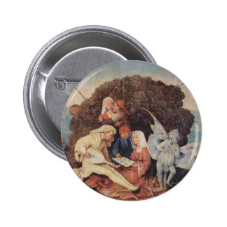 Hieronymus Bosch Haywain (detalle) Pins