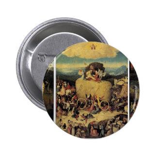 Hieronymus Bosch Haywain Pins