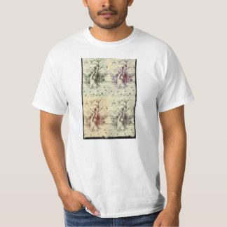 Hieronymus Bosch - Hearing Forest, Seeing Field T-Shirt