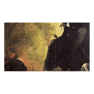 Hieronymus Bosch- Hell Double-Sided Standard Business Cards (Pack Of 100)