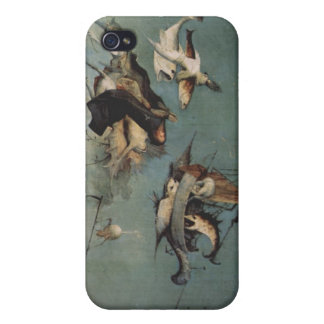Hieronymus Bosch painting art Cases For iPhone 4