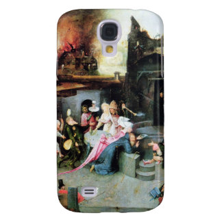 Hieronymus Bosch painting art Galaxy S4 Case