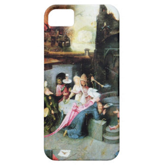 Hieronymus Bosch painting art iPhone SE/5/5s Case