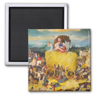 Hieronymus Bosch painting art Magnets