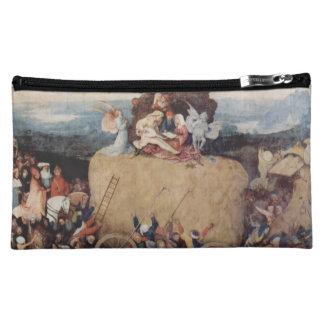 Hieronymus Bosch painting art Makeup Bag